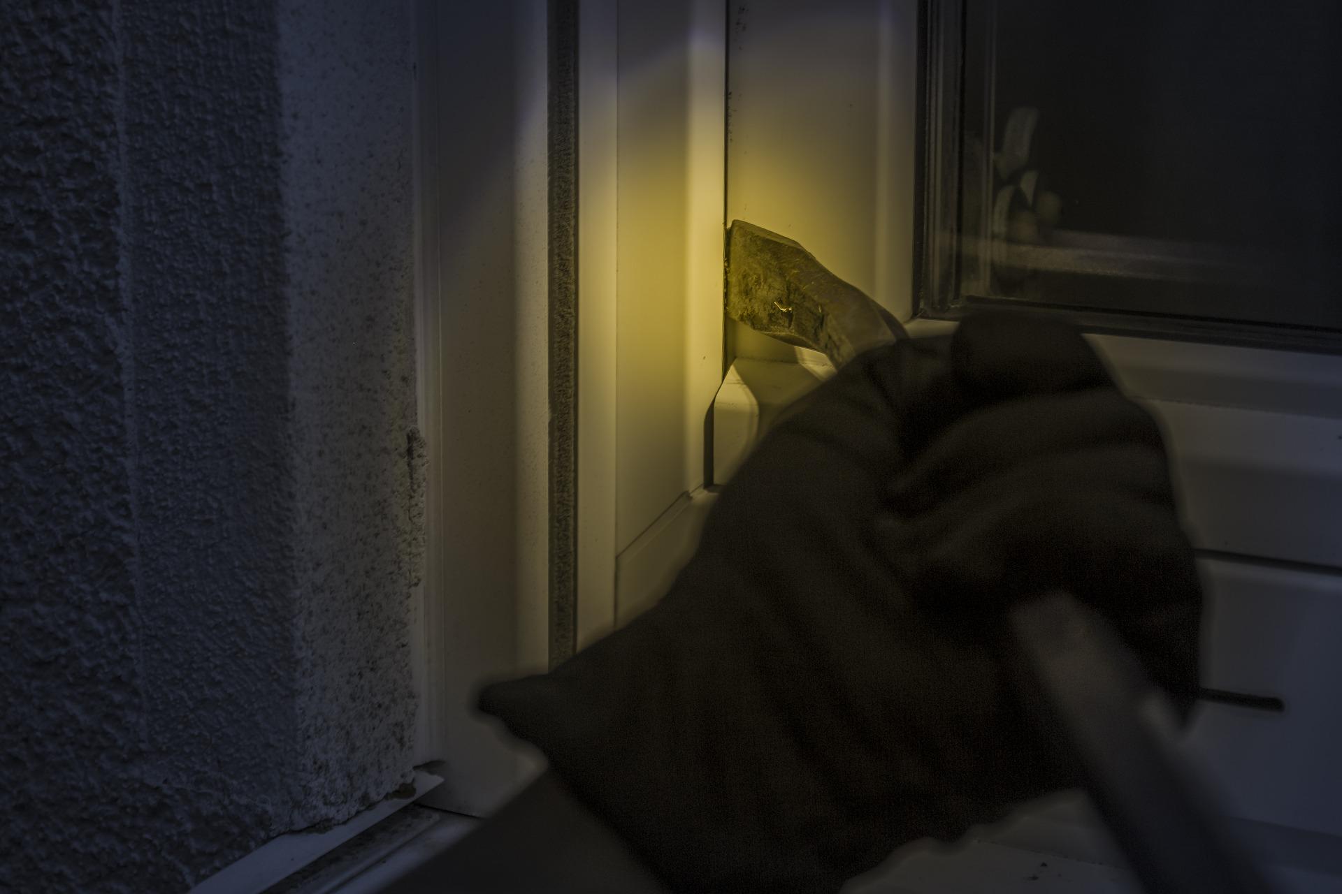 Polizei warnt eindringlich vor Einbrechern